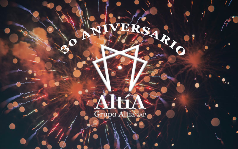 30 aniversario Grupo Altia